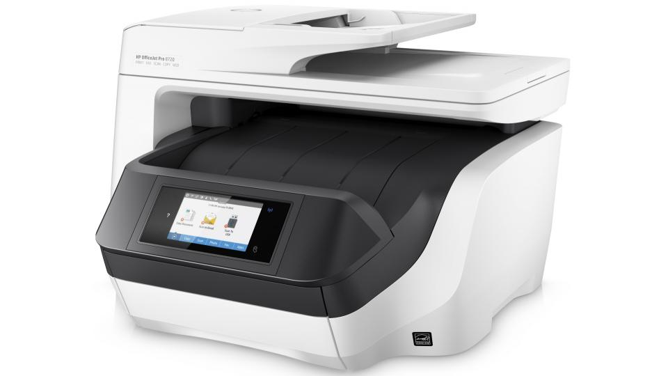 how to set up office printer