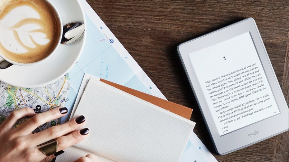 Kindle Vs Sony Reader: Amazon Kindle Paperwhite Review: Now Reduced For Black