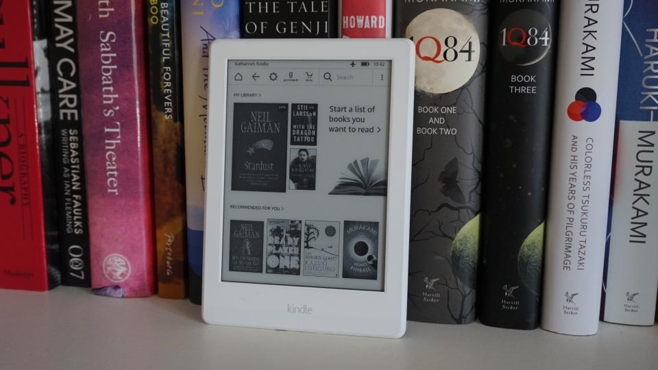 Amazon kindle 2016 review the best low cost e reader you can buy budget design aside the basic kindle remains an excellent e reader its 6in touchscreen display is very responsive and all you need to do to turn the page fandeluxe Gallery