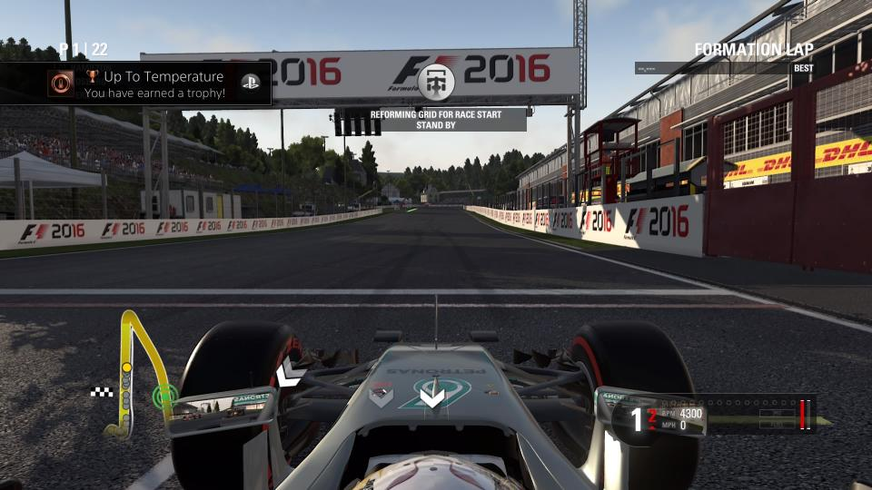 f1 2016 review the best formula one game in ages expert reviews. Black Bedroom Furniture Sets. Home Design Ideas
