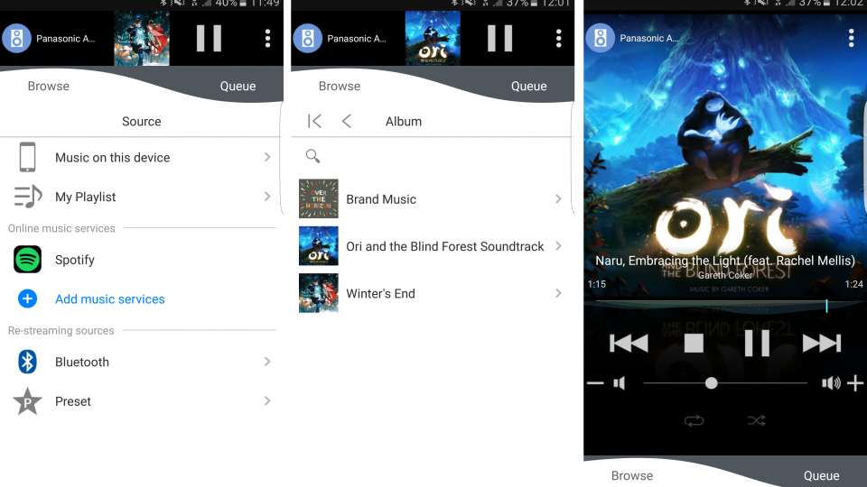 how to make multiple audio devices play during streaming