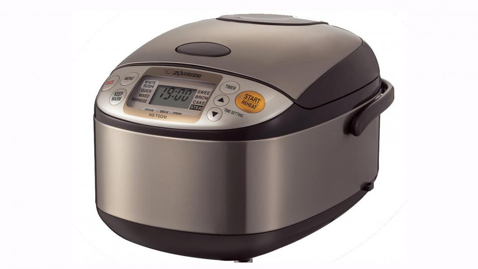 how to cook the perfect rice in a rice cooker