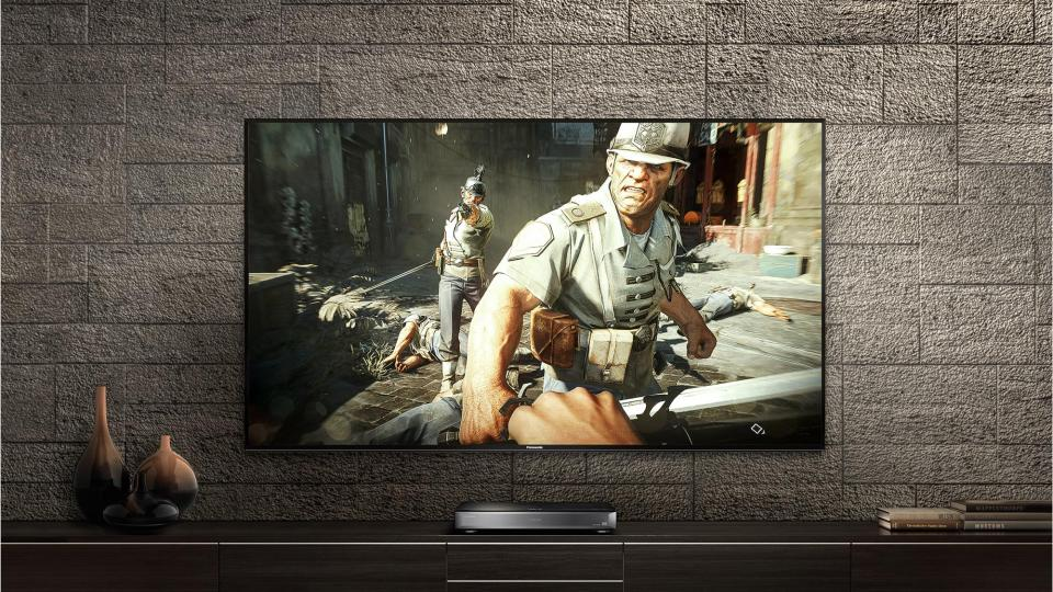 Pubg Ps4 Pro Hdr: Best TV For Gaming 2017: These 4K, HDR Televisions Will