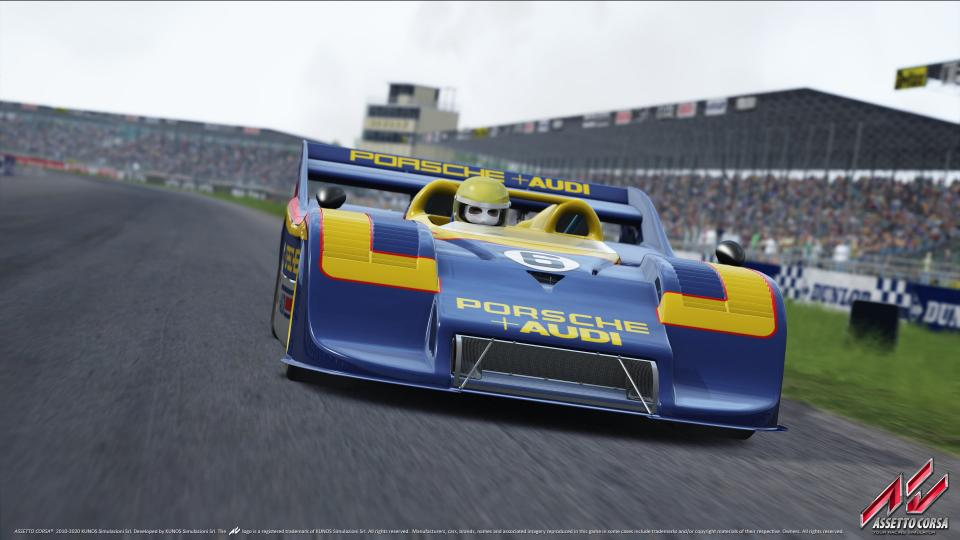 Assetto Corsa Review And Gameplay: Update 1.14 Makes The Best Racing Sim On  Consoles Even Better