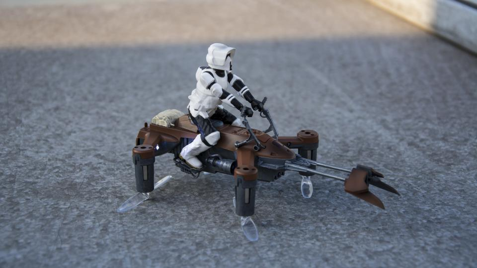 Star Wars Propel Battle Drone review: Go Rogue with one of ...