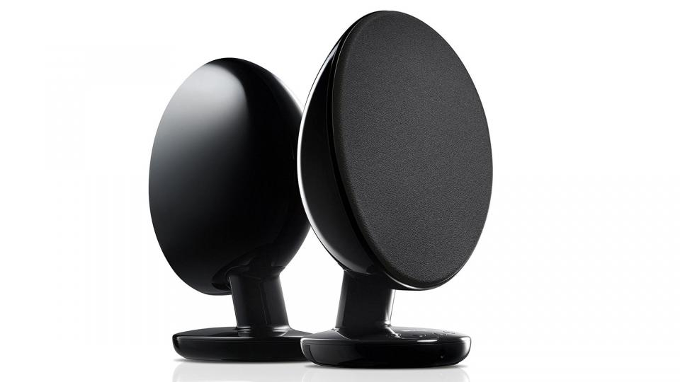 kef egg. kef egg review: cracking sound quality that\u0027s worth shelling out for