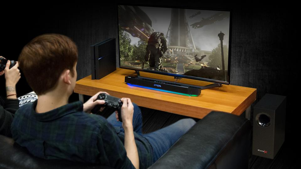 Creative Sound BlasterX Katana review: Now supports USB audio on all Sony PS4 consoles | Expert ...