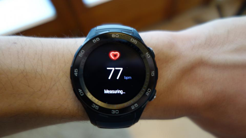 huawei watch 2 classic. Huawei Watch 2 Review: Fitness Features Classic T