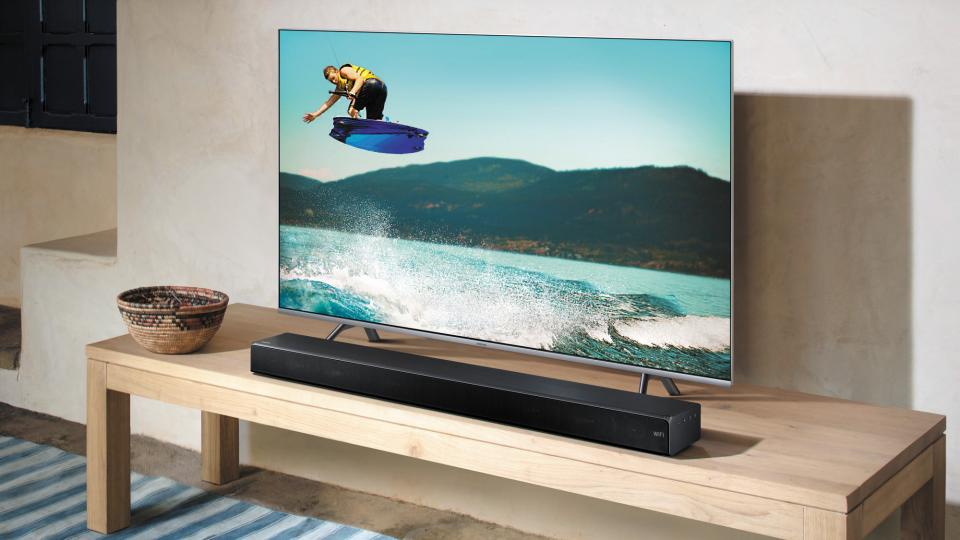 Samsung Hw Ms650 Review The Innovative Soundbar With Distortion Cancelling Technology Expert