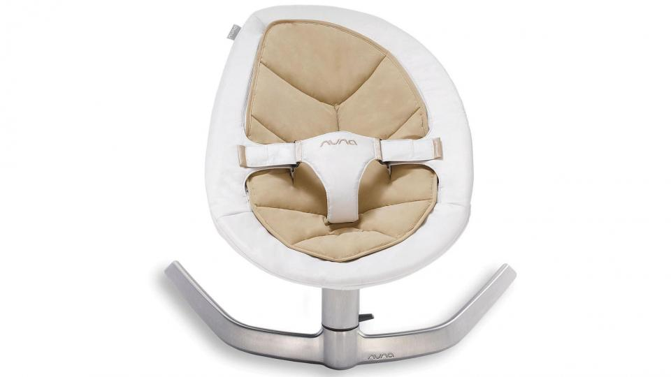 The Nuna Leaf Is A Beautiful Looking And Reassuringly Sturdy Piece Of  Modern Design That Sways Smoothly (ie, Like A U0027leaf In A Breezeu0027) To Calm  Infants From ...