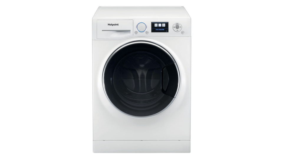 hotpoint ultima sline rz w review a easytouse washing machine