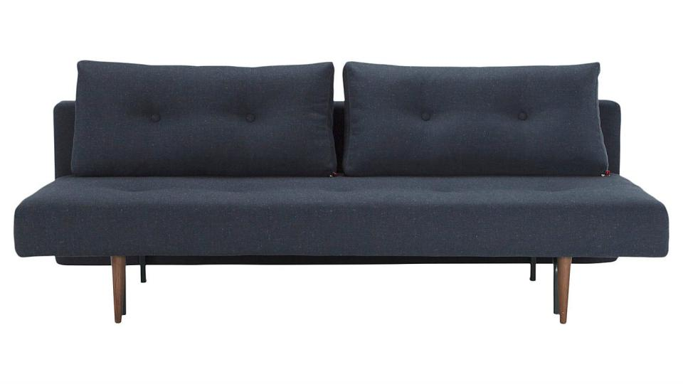 innovation recast sofa with mattress an easyfold sofa bed with eyecatching retro styling