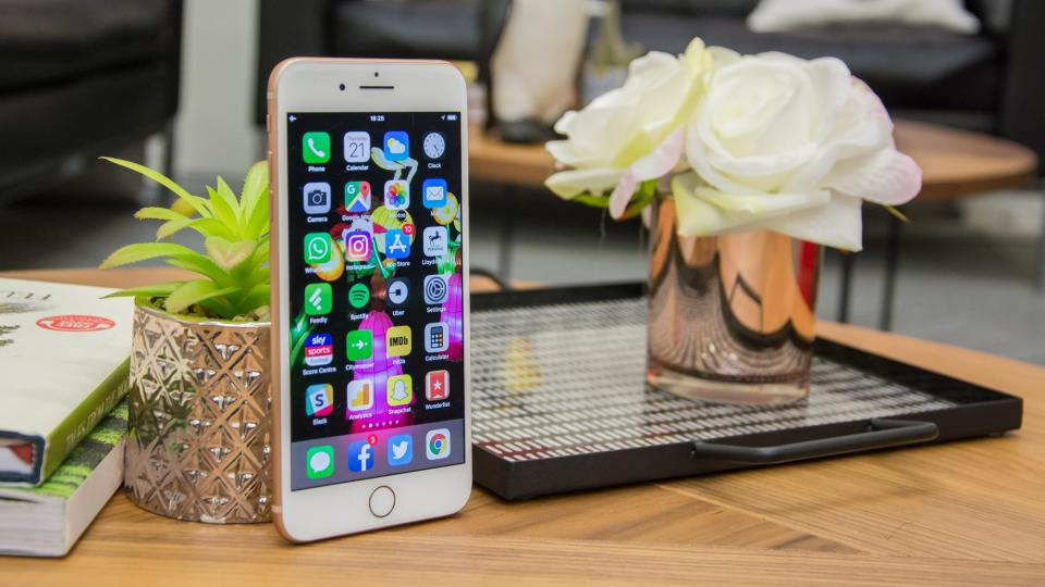 Apple IPhone 8 Plus Review Lead Image