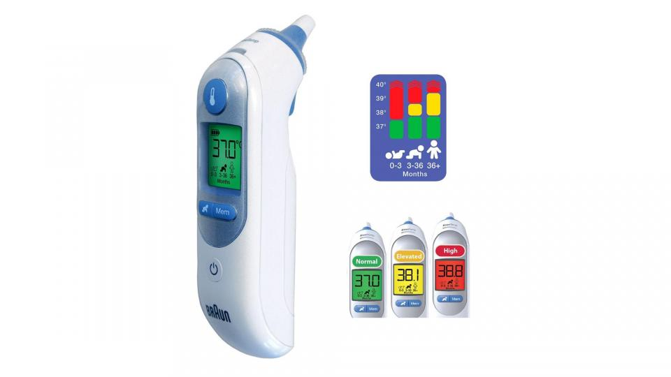 Best baby thermometer: Six of the best baby, bath and room ...