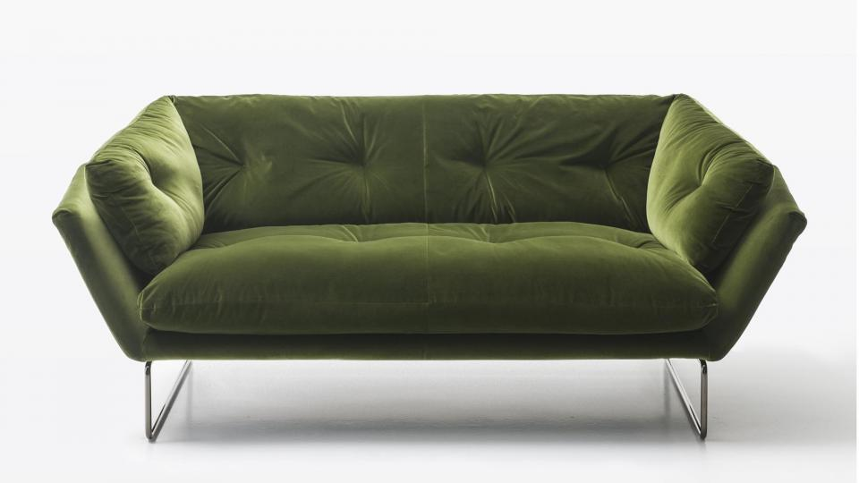 A Sofa To Fall In Love With. Ridiculously Comfortable And Stylish, Itu0027s The  Kind Of Couch That Particularly Lends Itself To Contemporary Spaces.