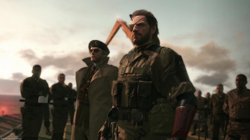 Metal Gear Solid V Is Free This Month for PlayStation Plus Members
