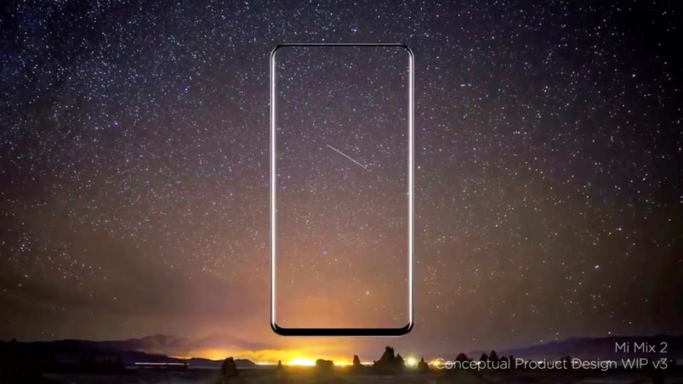 Xiaomi Mi Note 3 teaser leaked ahead of Launch event