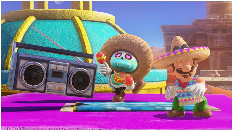 Nintendo Kicks Off Holiday Season with Super Mario Odyssey