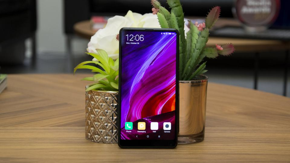 Xiaomi Mi Mix 2 review: Unparalleled beauty in a ...