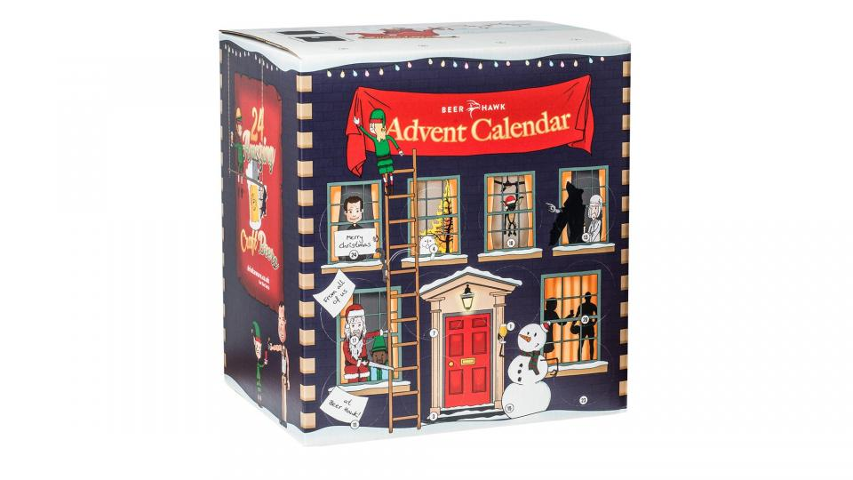 best advent calendars 2018 count down to christmas with. Black Bedroom Furniture Sets. Home Design Ideas