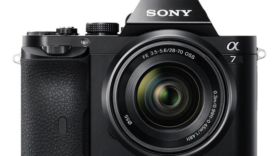 Best Black Friday 2017 Camera Deals Sony S Full Frame