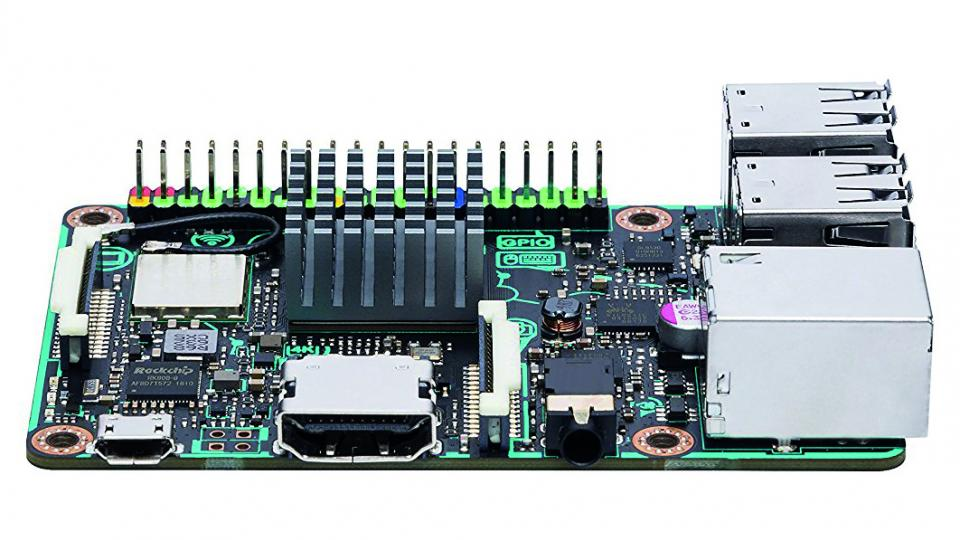 Asus Tinker Board review