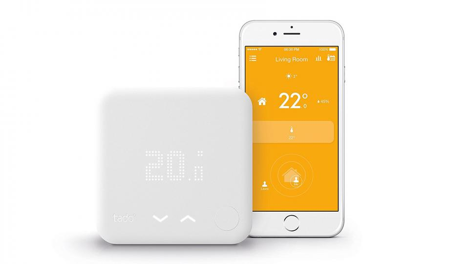 best smart thermostat 2018 take control of your heating. Black Bedroom Furniture Sets. Home Design Ideas
