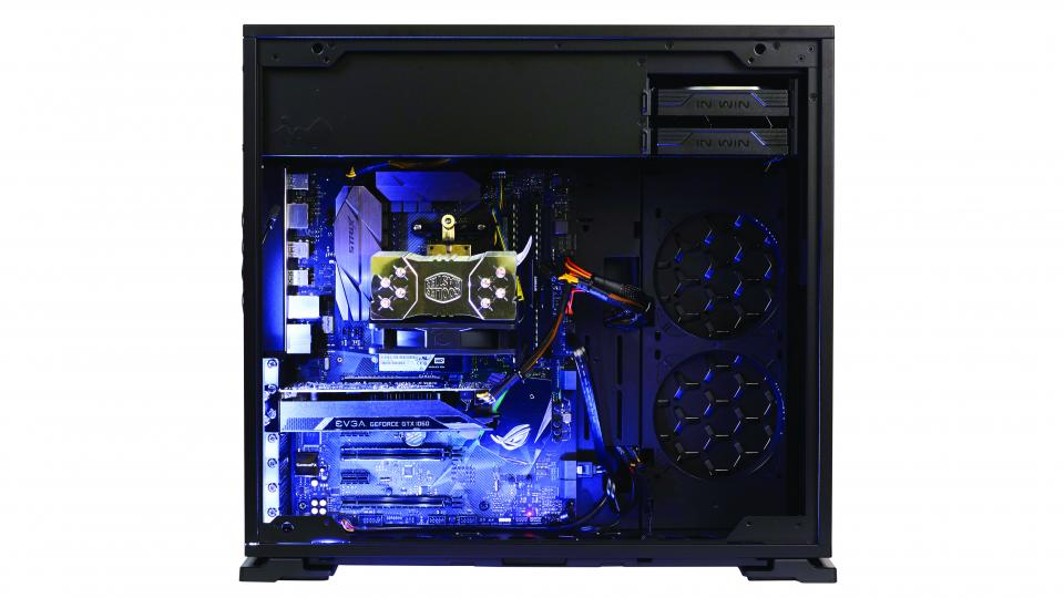 PC Specialist Vulcan X 02 review