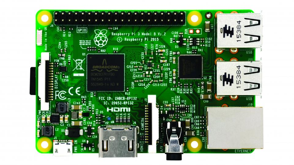 Best mini PC_Raspberry Pi 3