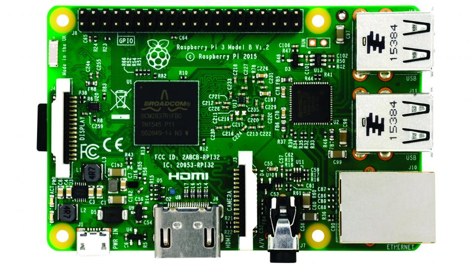 Raspberry Pi 3 review