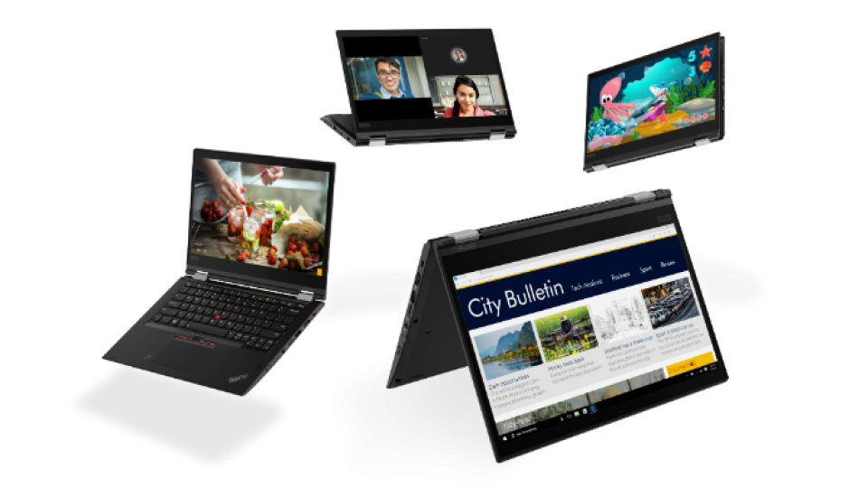 Lenovo's new ThinkPads pack 8th-gen Cores and slimmer designs