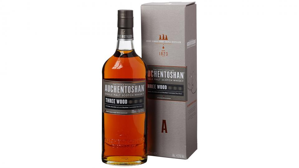 Good Whisky For Old Fashioned And Manhattan