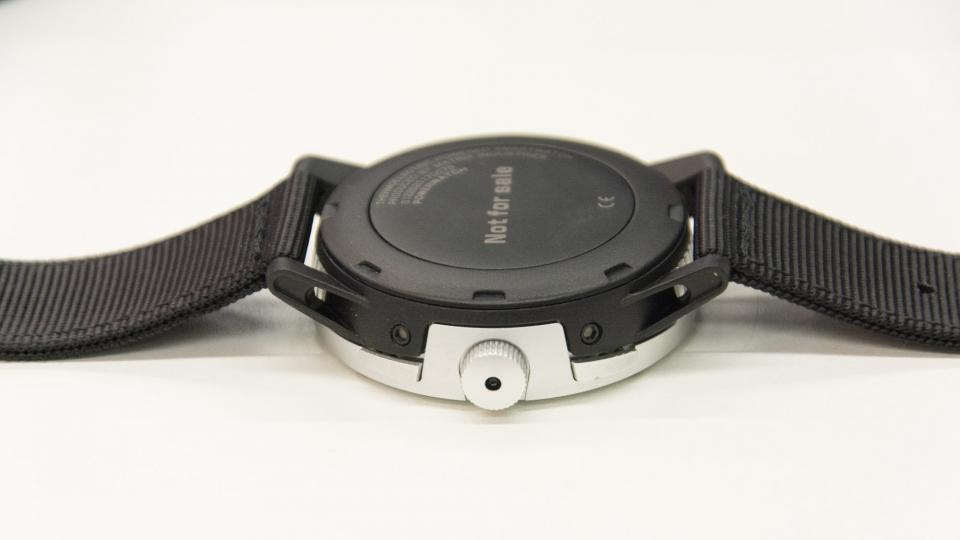 Matrix powerwatch review the smartwatch you never have to charge expert reviews for Matrix powerwatch