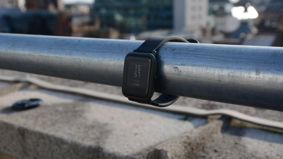 Amazfit bip review how good can a 45 smartwatch be for Bip camera it