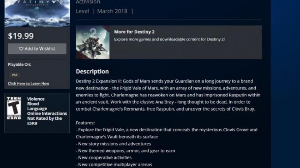 Destiny dating site