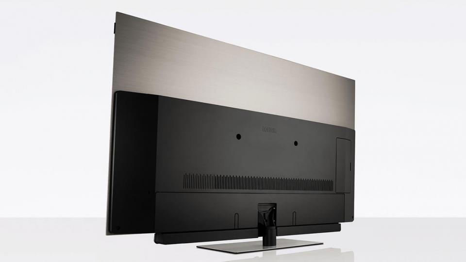 loewe bild review the most stylish oled tv yet expert reviews. Black Bedroom Furniture Sets. Home Design Ideas