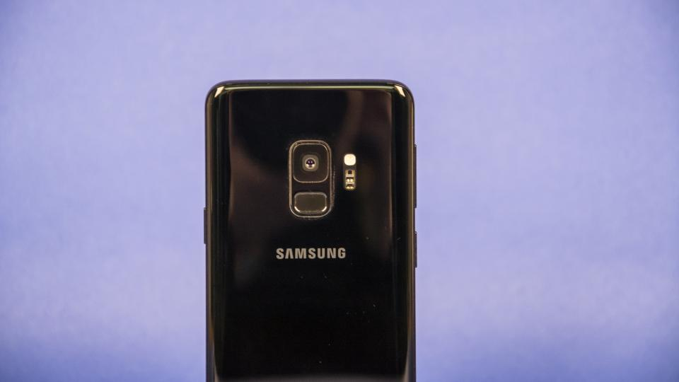 cheapest contract for samsung s9