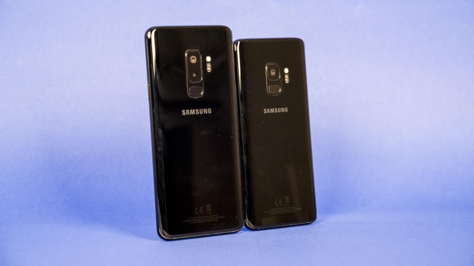 samsung galaxy s9 plus review a dual camera delight. Black Bedroom Furniture Sets. Home Design Ideas
