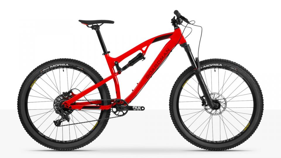 Best Bike Options With Full Suspension
