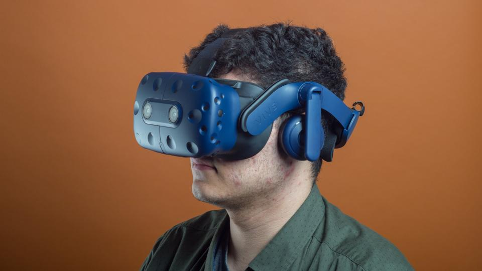 Htc Vive System Requirements >> HTC Vive Pro review: Augmented reality is coming to 2018's best VR headset | Expert Reviews