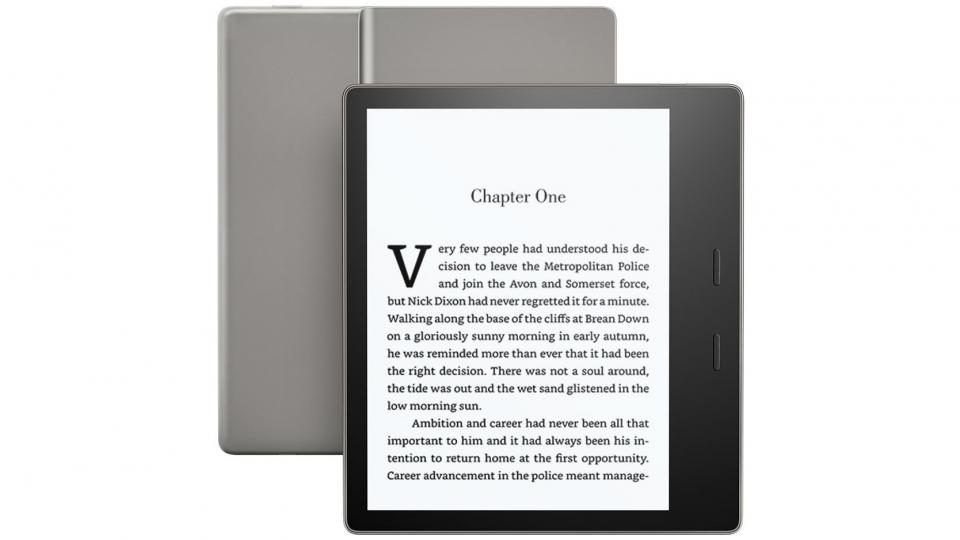 Best ebook reader to buy in 2018 kindle and kobo battle it out weve said it before and well say it again this is the best ebook reader ever made amazons kindle oasis doesnt come cheap but if youre already into fandeluxe Choice Image