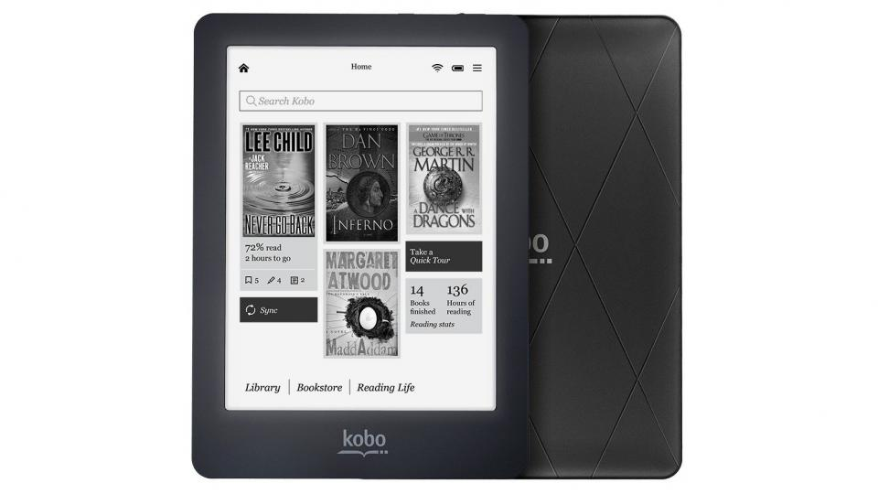 Best ebook reader to buy in 2018 kindle and kobo battle it out despite being more satisfying to say out loud the glo is kobos second best model after the aura fandeluxe Choice Image