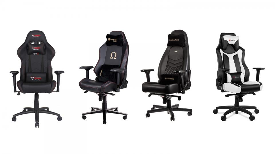Best gaming chairs 2018 The best PC gaming chairs you can buy in the UK  sc 1 st  Expert Reviews & Best gaming chairs 2018: The best PC gaming chairs you can buy in ...