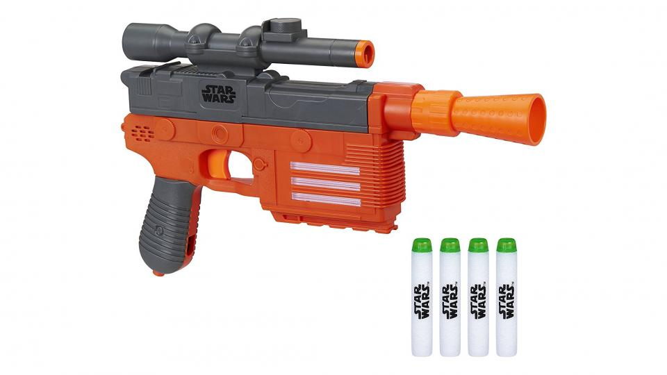 Top 10 BEST NERF GUNS TODAY! - YouTube  |Nerf Guns Awesome Looking