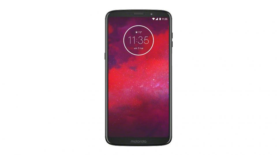 The Moto Z3 is official, coming to Verizon on August 16