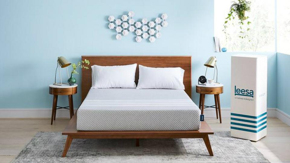 readers of expert reviews can make use of an exclusive deal that will save them 120 when they purchase a leesa mattress online - Cheap Mattress Online