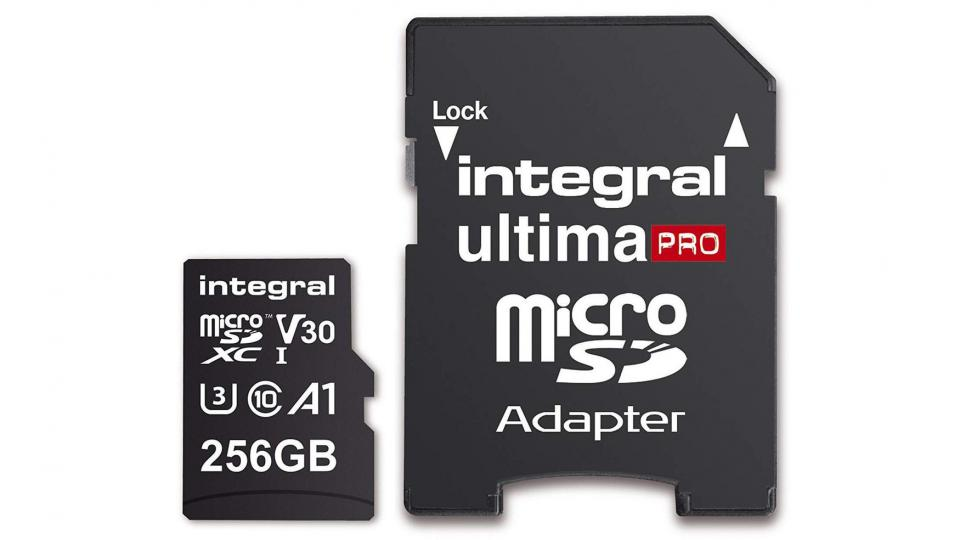 3 x Premium Quality Genuine Integral Micro SD to SD SDHC Memory Card Adapters