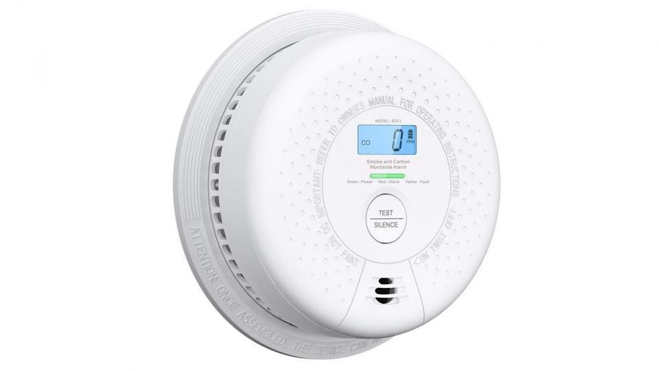 best carbon monoxide detector false alarm