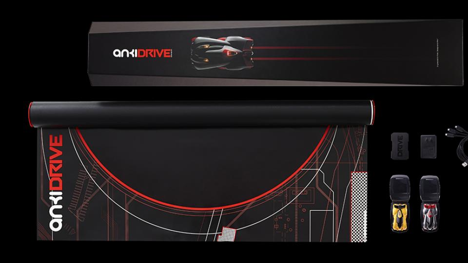Anki Drive Review: Slot-Car Racing for the Robotics Age - Time