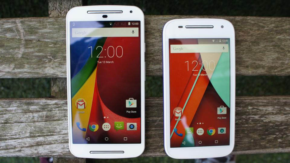 Motorola Moto E (2015) - Benchmarks, Battery and Display | 2 ...